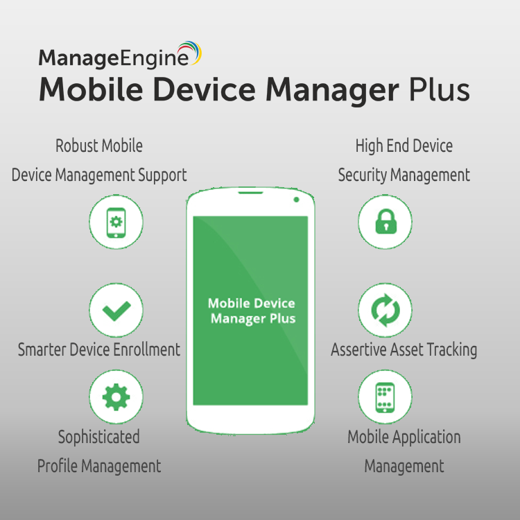 Mobile Device Manager Plus - IT Pillars