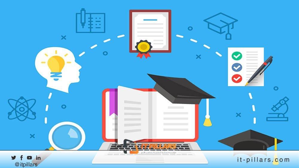 المنصات التعليمية